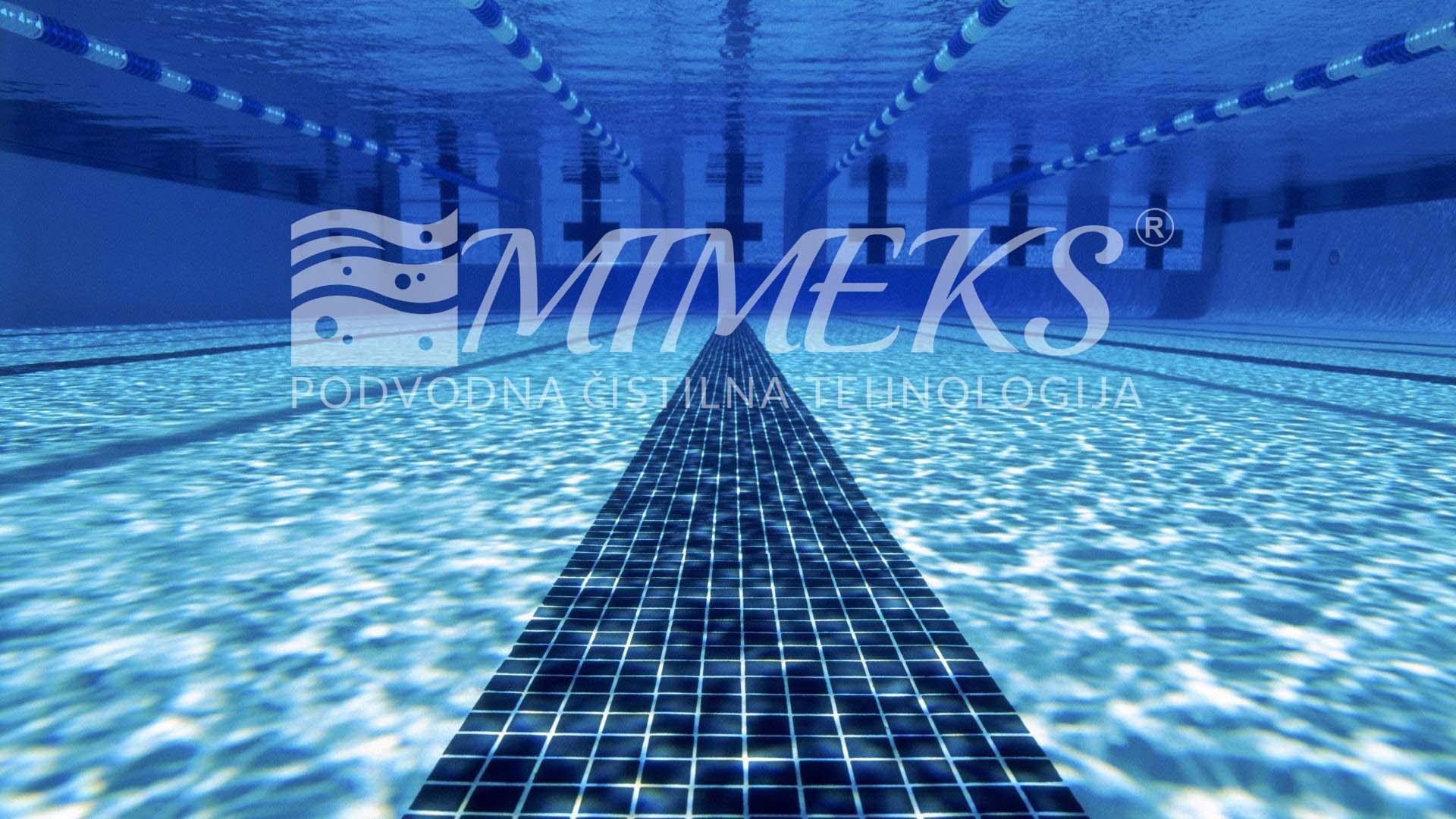 Mimeks Trade - Podvodna čistilna tehnologija